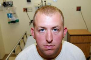 Darren Wilson sustained no injuries from Mike Brown
