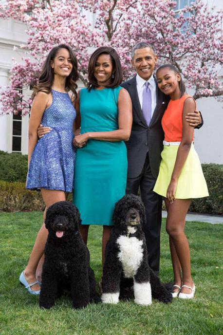 First Family Easter 2015