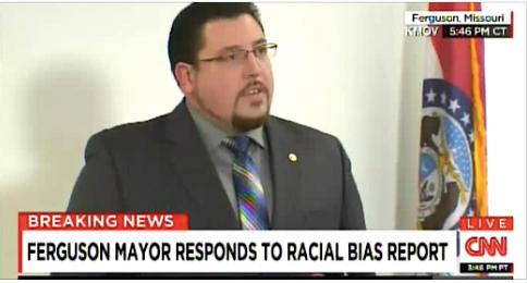Mayor Responds to DOJ Report