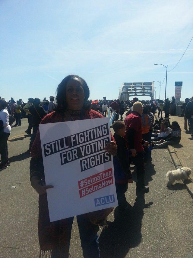 Mythe in Selma