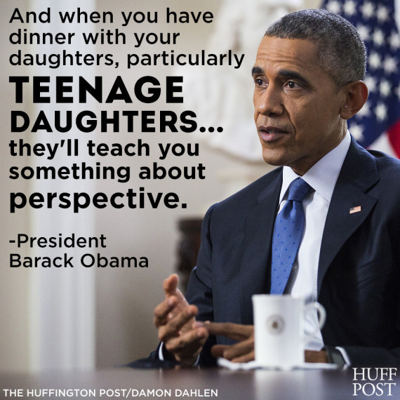 President Barack Obama Interview