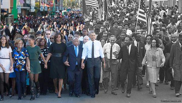Selma. Now and Then
