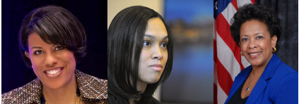 3 black women