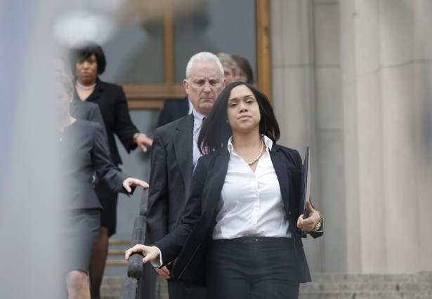 Marilyn Mosby Chica!