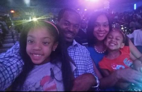 Mosby and family