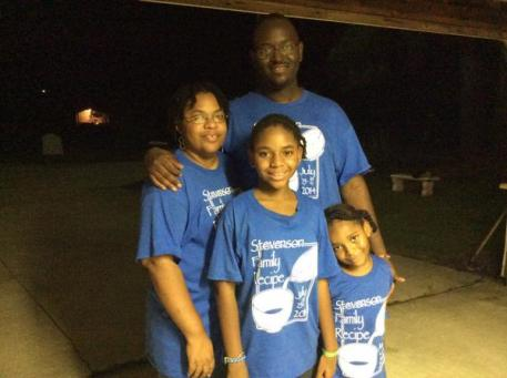 clementa and family