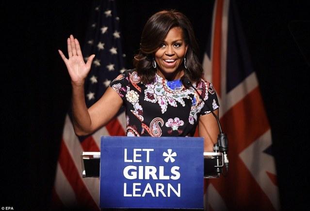 flotus let girls learn