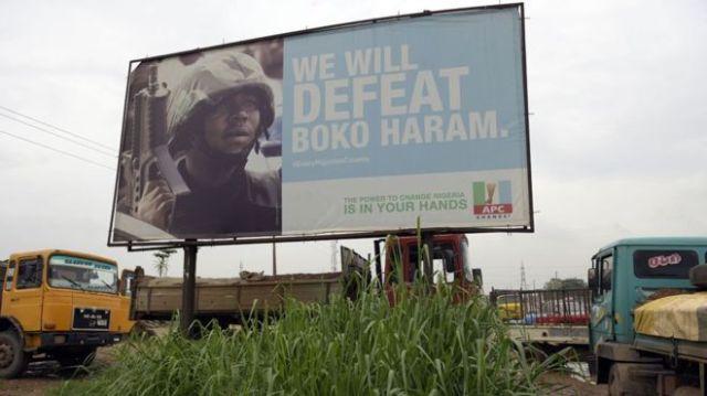 Boko Haram crisis- Nigerian military chiefs given deadline