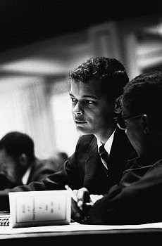 Julian Bond through the years 16