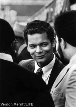 Julian Bond through the years 19