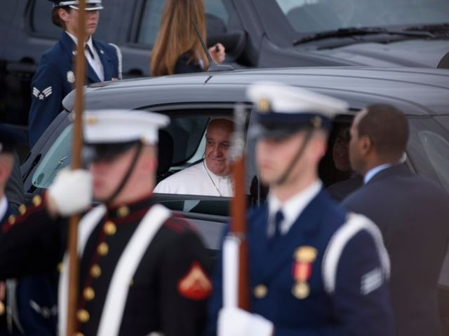 Pope Francis Visits America 2015-20