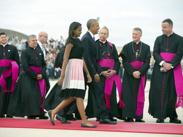 Pope Francis Visits America 2015-21