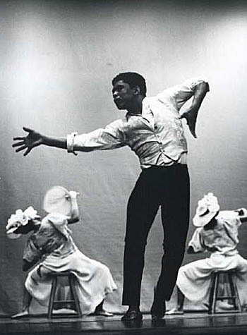 Thursday open thread black dancers week alvin ailey 3chicspolitico - Alvin ailey seine musicale ...