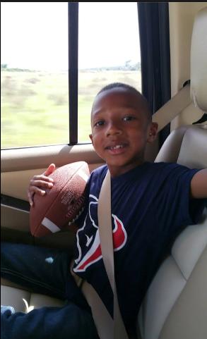 Jay Texan football