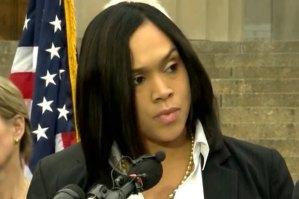 marilyn mosby Freddie Gray Trial pic