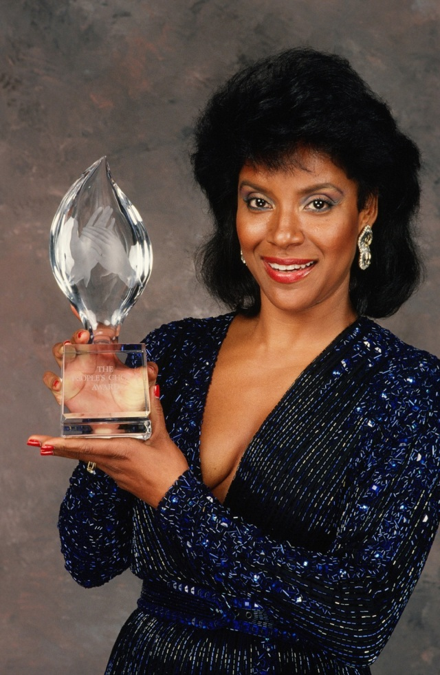Actress Phylicia Rashad Wins People's Choice Awards