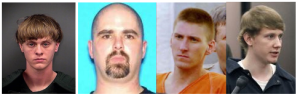 White terrorists who slaughtered