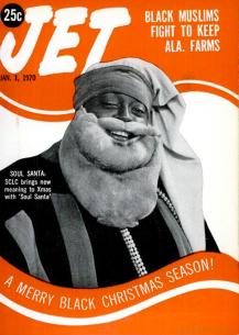 Black Santa Claus 7