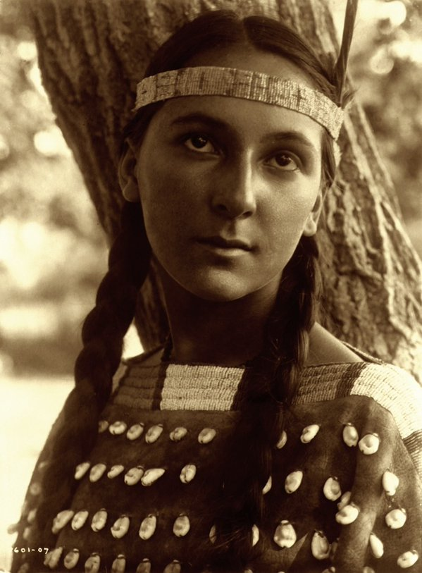Native American Lucille,  Dakota Sioux