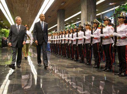 Castro Obama 11