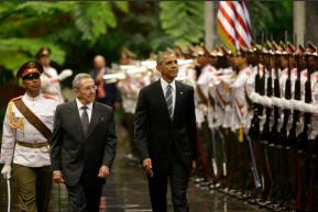 Castro Obama 6