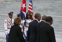 Cuba wreath laying ceremony 12