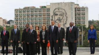 Cuba wreath laying ceremony 22