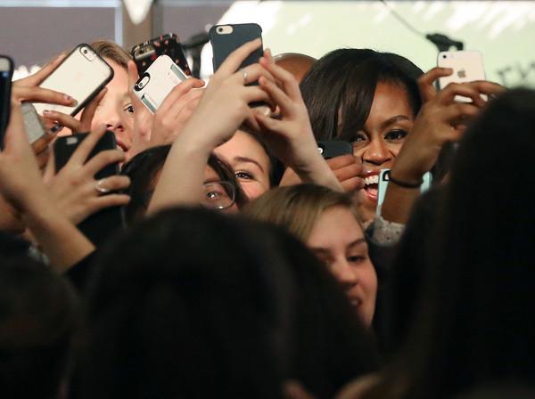 Michelle+Obama+First+Lady+Michelle+Obama+Celebrates+gABoq17dBjdl