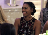 Sasha Obama attends her first state dinner in honor of Canadian Prime Minister Justin Trudeau at the White House 2