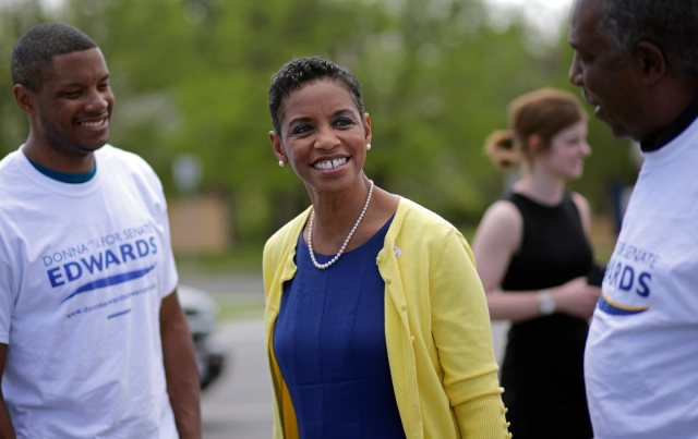 Donna Edwards Senate