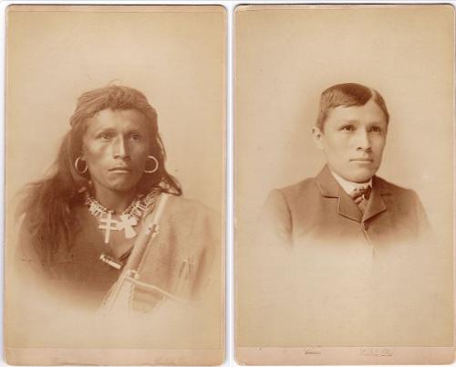 Carlisle School seeking to cleanse Native kids of their savage nature