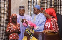 Chibok Girl Rescued 4