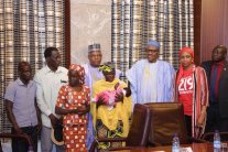 Chibok Girl Rescued 5