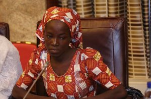 Chibok Girl Rescued