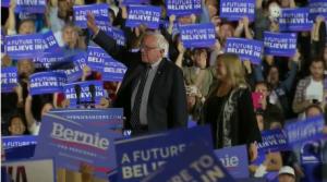 Bernie California Primary