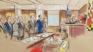 Caesar Goodson Trial 13