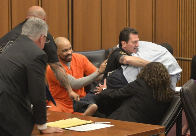 Michael Madison courtoom attack 2