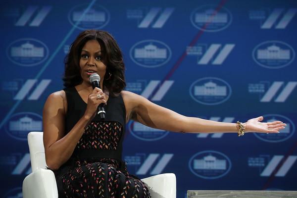 Michelle+Obama+White+House+Council+Women+Girls+PdWggqLqVA3l