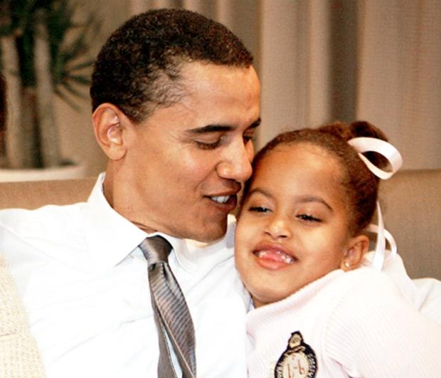 Malia Obama 2016-18