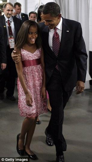 Malia Obama 2016-26