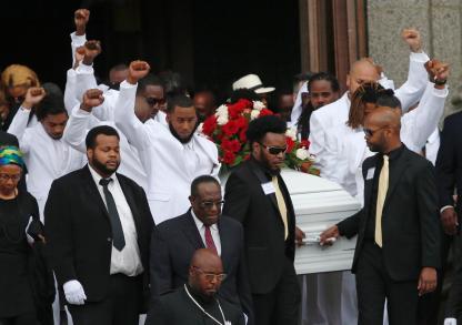 Philando Castile Funeral 22
