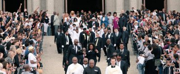Philando Castile Funeral 7