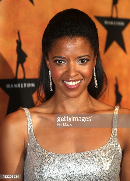 "attends the after party for ""Hamilton"" Broadway opening night at Pier 60 on August 6, 2015 in New York City."