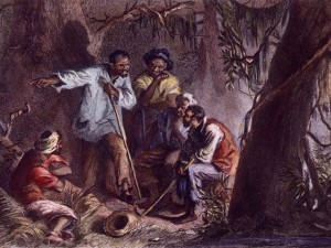 nat-turner-preaches-religion