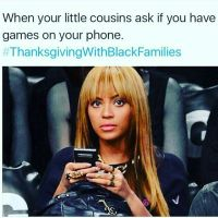 Wednesday  Open Thread | ThanksgivingWithBlackFamilies