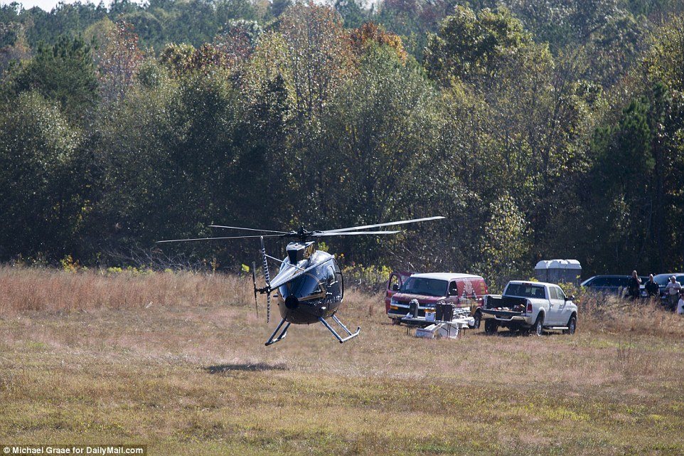 todd-kohlhepp-a-county-sherriff-helicopter-lands-at-a-property-owned-by-todd-kohlhepp-where-a-body-was-found-on-friday-afternoon