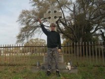 Dylann Roof-Elmwood-Cemetery-in Columbia