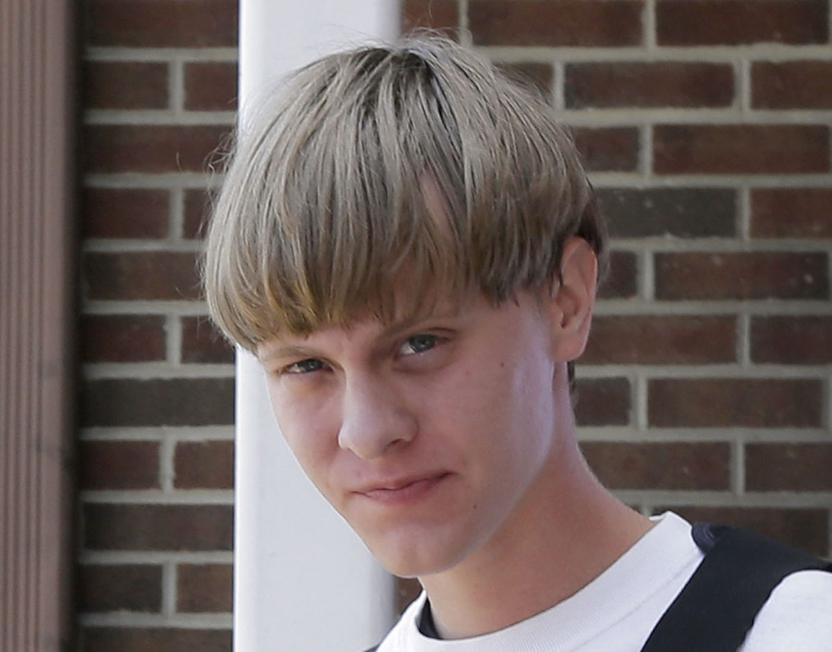 Dylannroof Federal Death Penalty Trial Jury