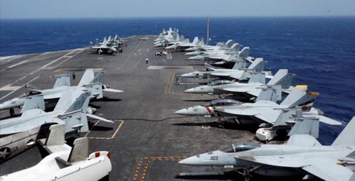 VINSON STRIKE GROUP 4