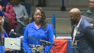 Trayvon Martin awarded degree 6